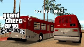 DDS50/Allison B400R Sound Mod - GTA: San Andreas