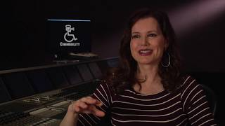CinemAbility Outtake: Geena Davis on What KIDS See in Media