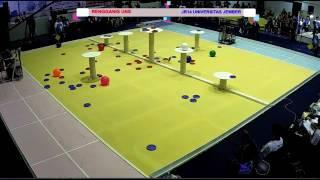 abu robocon 2017 indonesia reg iv rengganis vs jr14