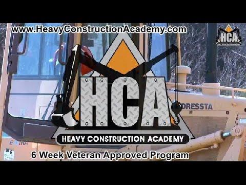 Heavy Equipment Training Schools