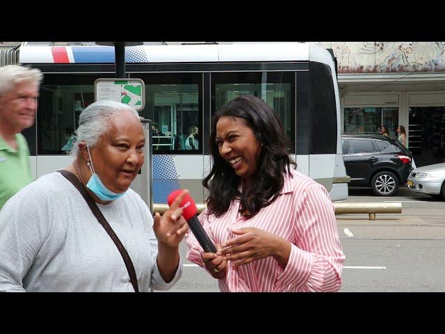 Surinamers en...over Peter R de Vries op de Kruiskade