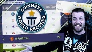 MON EQUIPE A 196, 5ème MONDIAL - FIFA18