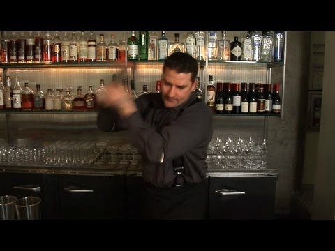 How to Shake a Cocktail - Raising the Bar with Jamie Boudreau - Small Screen