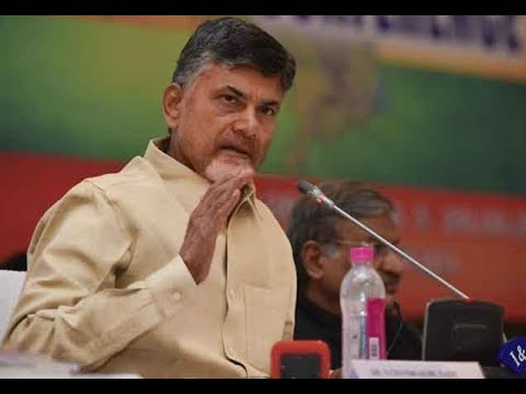 AP CM Chandrababu Naidu to Sit on Hunger Strike on April 20 for AP Special Status | ABN Telugu