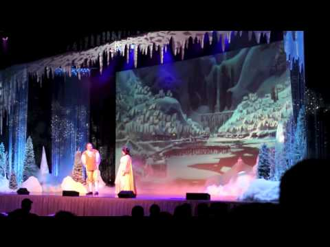 Hollywood Studies - Frozen Sing Along