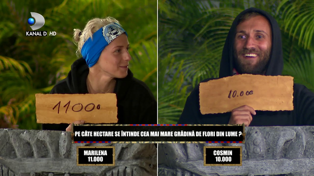Survivor - Criza de ras la Quiz Game!