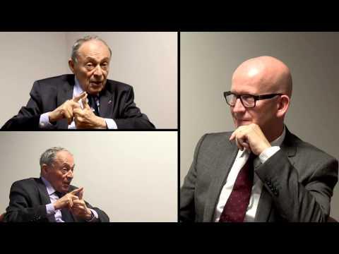 Interview Michel Rocard - Christophe Baujault