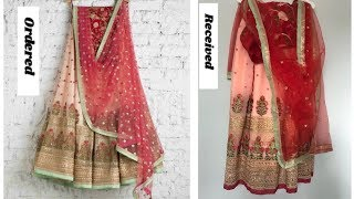 I Bought lehenga from Mirraw.com| Online Shopping Review