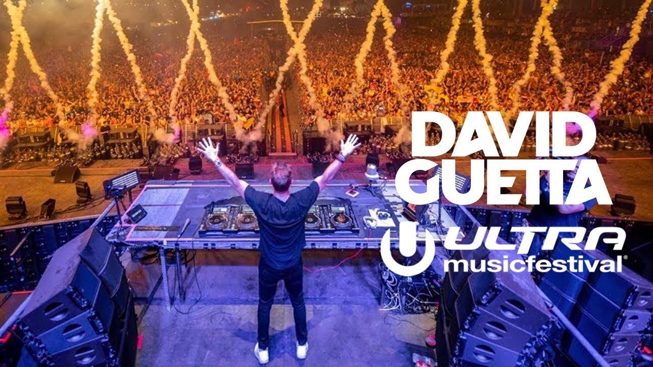 Download David Guetta Miami Ultra Music Festival 2019