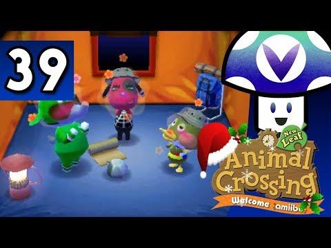 [Vinesauce] Vinny - Animal Crossing: New Leaf (part 39)