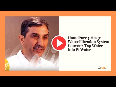 [Testimonial] HomePure 7-Stage Water Filtration System Converts Tap Water Into Pi Water