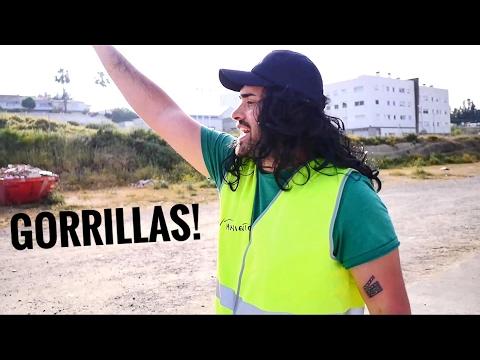 La parodia de 'Equipo de Investigación' sobre los gorrillas que arrasa en Youtube