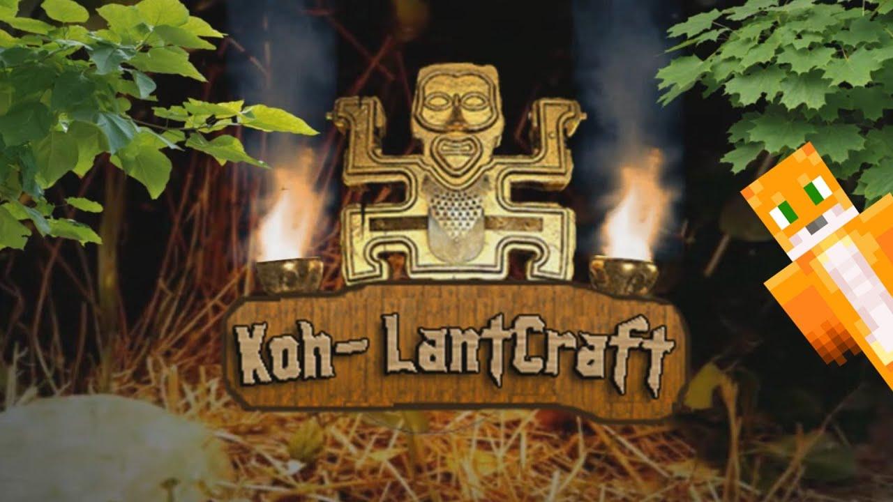 Koh-LantCraft - Saison 1 | Episode 1 - Les Naufragés ! [FR]