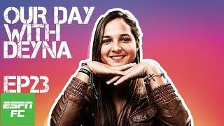 Episode 23: Deyna Castellanos takes over World Cup Fan Fest, women's soccer | Project: Russia | ESPN