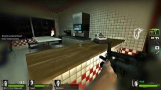 Left 4 Dead 2 Deadly Dispatch Chapter 1 Jay