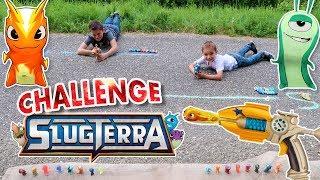 CHALLENGE SLUGTERRA - Tirer les Cibles et Gagner les Surprises !