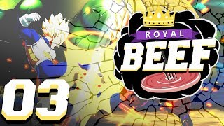 Royal Beef #03 | Dragon Ball Fighter Z