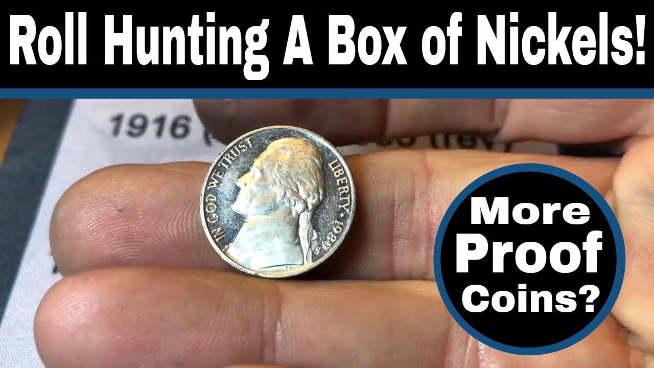 Roll Hunting A Nickel Box!