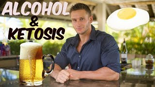 How Alcohol Affects a Ketogenic Diet: Carbs- Thomas DeLauer
