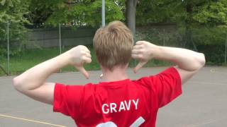 """England Euro 2012 Song - Sportsmission """"call Me Gravy!"""""""