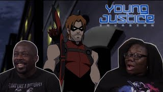 Young Justice 2x4 REACTION!! {Salvage}