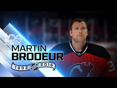 Martin Brodeur owns many key career goalie records