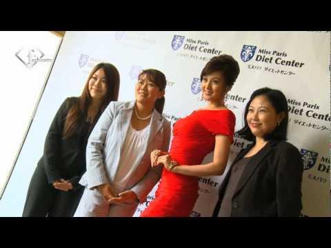 fashiontv  FTV.com  Norika Fujiwara MISS PARIS press release in HONG KONG