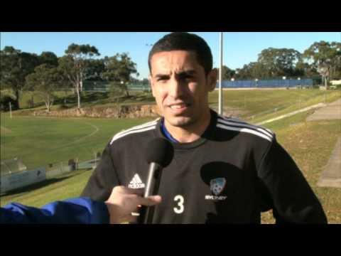 Dream To Play For Sydney FC - Abbas