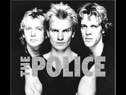 So Lonely - The Police W/ Lyrics