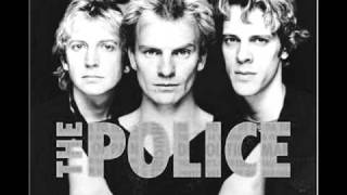 So Lonely - The Police w/ Lyrics