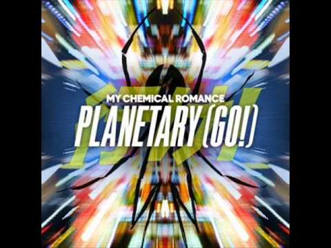 Planetary (Go!) vocals and bass only - My chemical romance