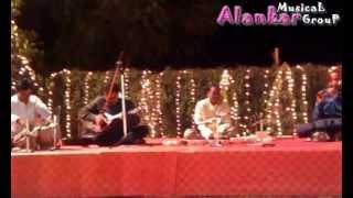 Tum Agar Saath Dene Ka Vaada Karo Instrumental Music on Mendolin,Jaltarang,Tabla by Artists