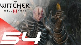 The Witcher 3  - Walkthrough Part 54 - Three Crones & Imlerith Boss (Death March Mode)