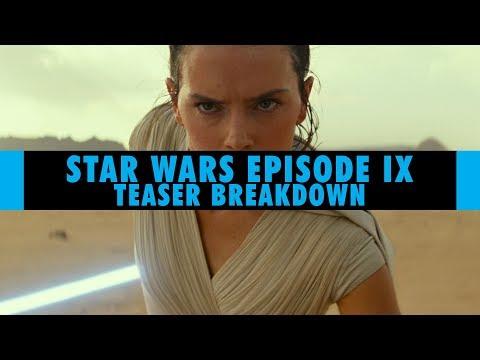 Star Wars Episode IX | Trailer Breakdown