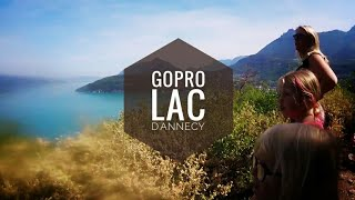 Lac d'Annecy vacation 2017