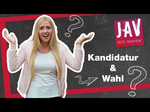 JAV Wahl - Wer Darf Kandidieren? Wer Darf Wählen?   Gründung, Wahl, Kandidatur