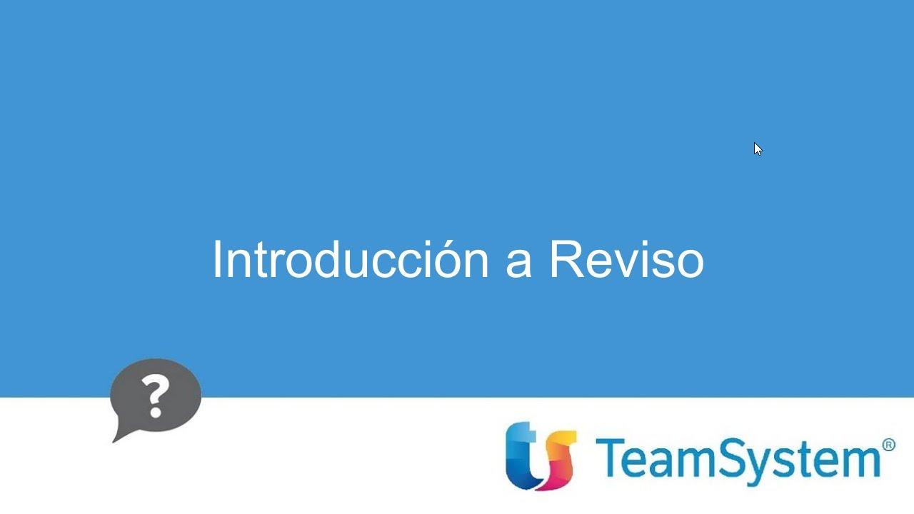 Download Introducción a Reviso