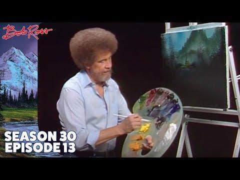 Bob Ross - Blue Ridge Falls (Season 30 Episode 13)