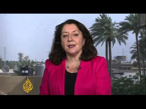 Al Jazeera's Jane Arraf reports from Baghdad