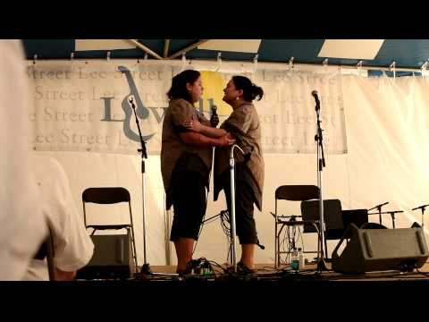 Nukariik--The Lullaby at the Lowell Folk Festival 2011