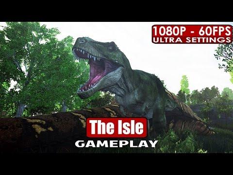 The Isle gameplay PC HD [1080p/60fps]