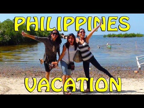 PHILIPPINES VACATION HD ✈ CEBU, BOHOL & PANGLAO ISLANDS