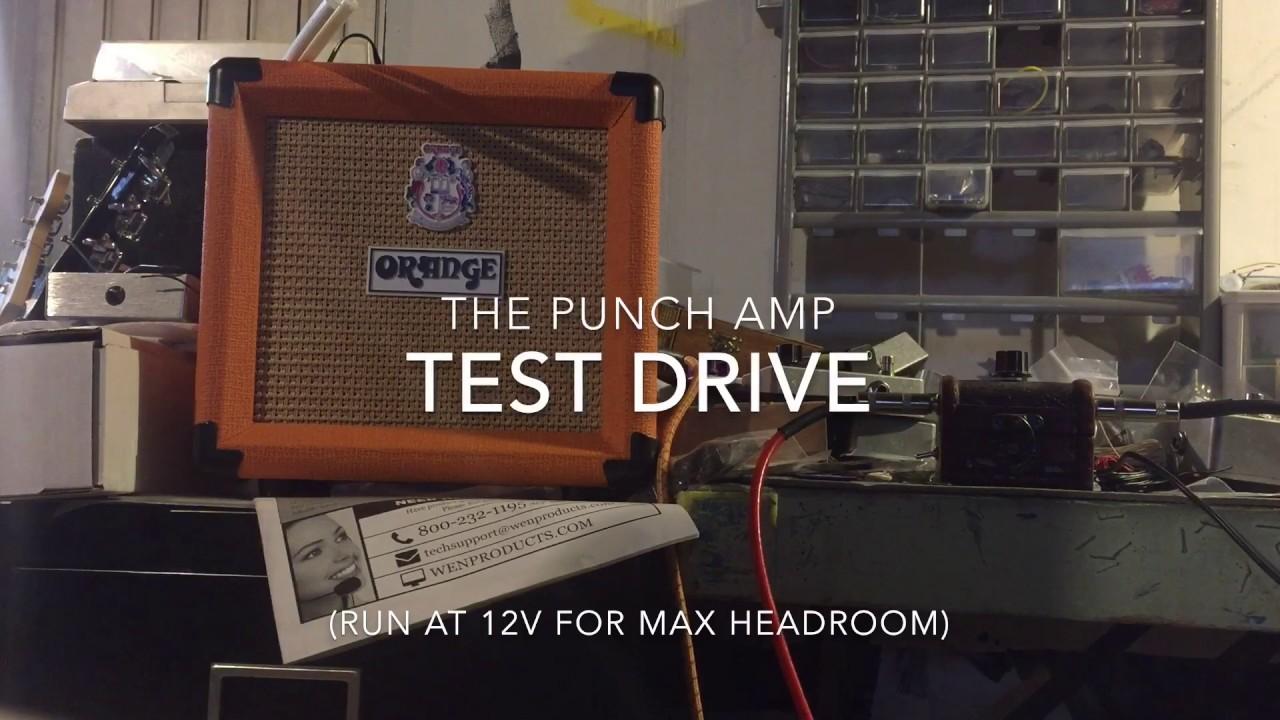 Punch Amp Demo