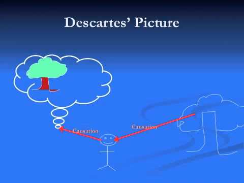 descartes views on the mind and body Video: the self according to rene descartes  47k views create an account  this division is between the mind and the physical body in other words, the mind is separate from the empirically .