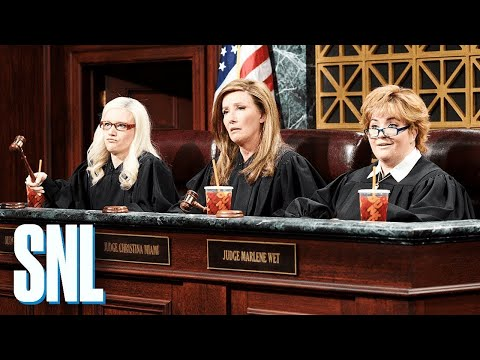 Judge Court - SNL