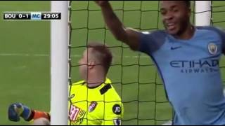 man city vs bournemouth 2 0 all goals and highlights epl