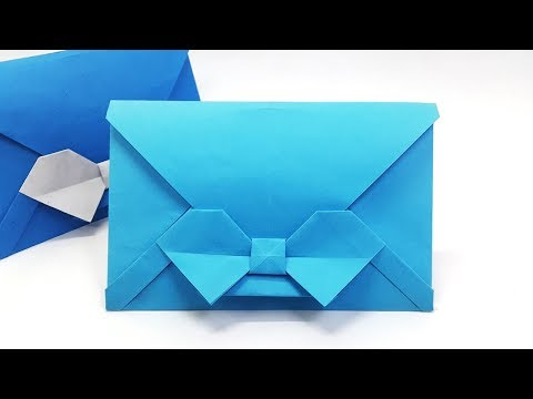 An effective Envelope making with paper