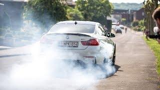 Sportscars Accelerating - Huracan Performante, 700HP X6M, 600HP M4, Quicksilver R8, 800HP GT-R,...