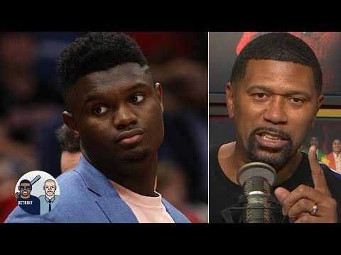 Jalen Rose fears Zion Williamson will have to load manage his entire career | Jalen & Jacoby