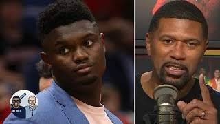 Jalen Rose fears Zion will have to load manage his entire career | Jalen & Jacoby